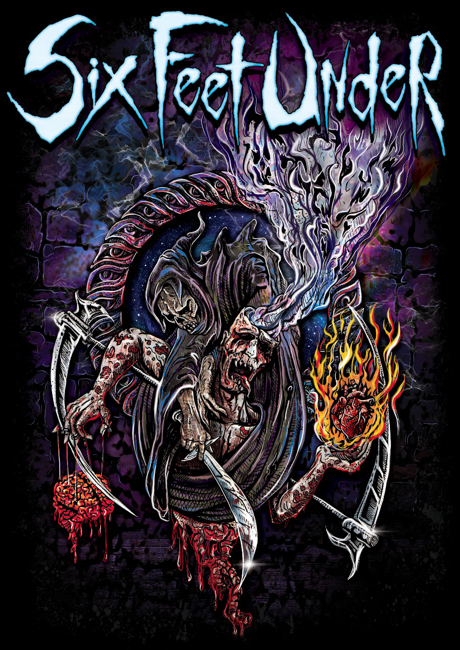 Visualdarkness Com Death Metal Artwork Album Cover Art